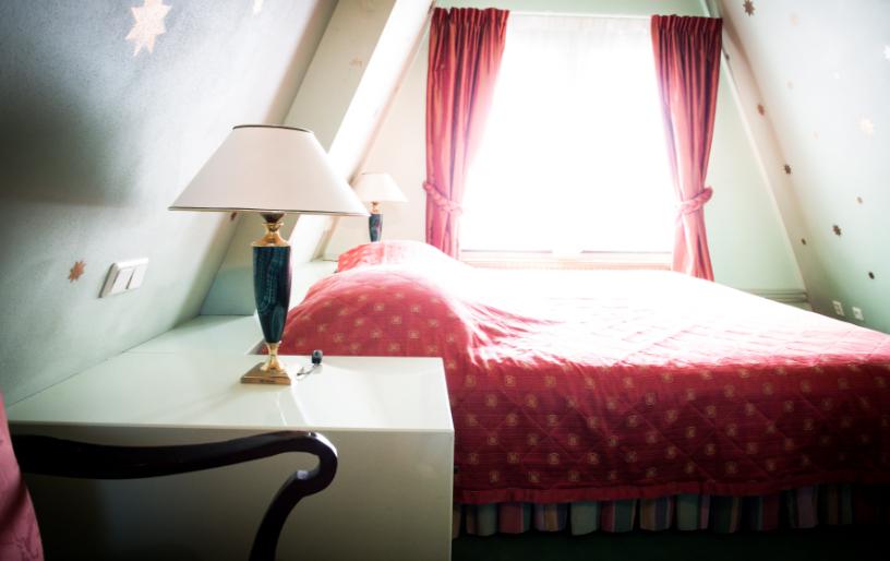 De Bruidssuite van Hotel Voncken